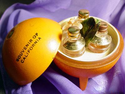 El hilo del Perfume C-orangeset