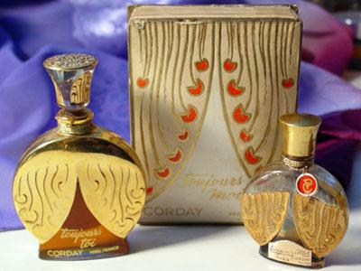 El hilo del Perfume CM-cordaytoujours