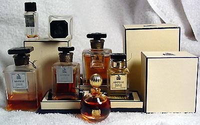 El hilo del Perfume G-arpege