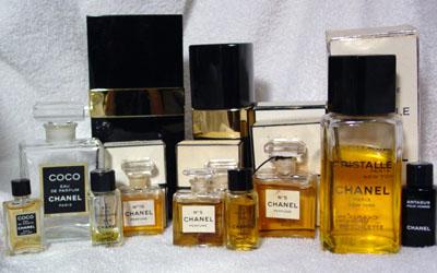 El hilo del Perfume G-chanel