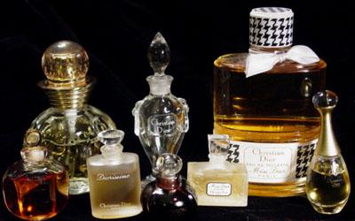 El hilo del Perfume G-dior