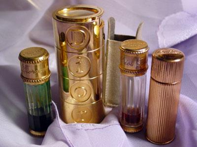 El hilo del Perfume G-diorpurse