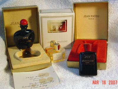 El hilo del Perfume G-joy