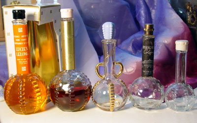 El hilo del Perfume G-lelongcolones